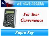 We have Supra Access